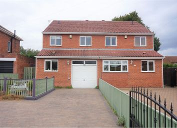 Thumbnail 3 bed semi-detached house for sale in Slingsby Gardens, Newcastle Upon Tyne