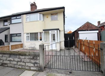 Thumbnail 3 bed property for sale in Mossville Road, Allerton, Liverpool