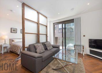 Thumbnail Studio to rent in Capital Building, Embassy Gardens, Vauxhall, London