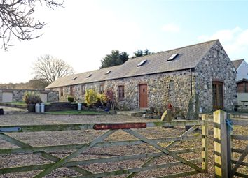 Thumbnail 3 bed detached house for sale in Swn Y Mor, Llanwnda, Goodwick, Pembrokeshire