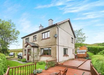 Thumbnail 4 bed detached house for sale in Capel Celyn, Bala, Gwynedd