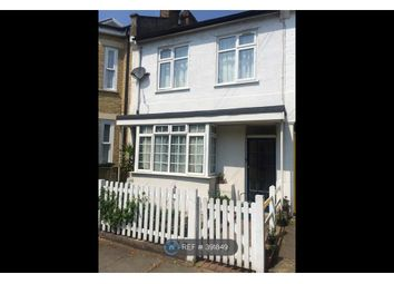 Thumbnail 1 bed flat to rent in Antrobus Road, London