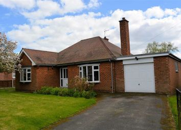 Thumbnail 3 bed detached bungalow to rent in Station Road, Wistow, Selby