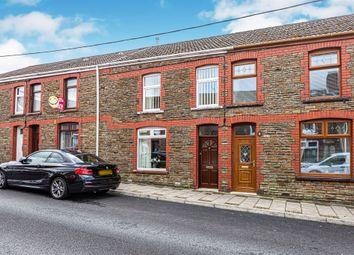 Thumbnail 3 bed terraced house for sale in Duke Street, Maesteg