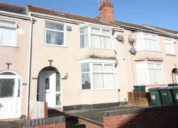 Thumbnail 4 bed terraced house to rent in Oakfield Road, Coundon, Coventry