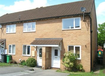 Thumbnail 2 bed end terrace house to rent in Cherry Down Close, Thornhill, Cardiff