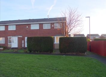Thumbnail 3 bedroom terraced house to rent in Worsley Close, Wallsend