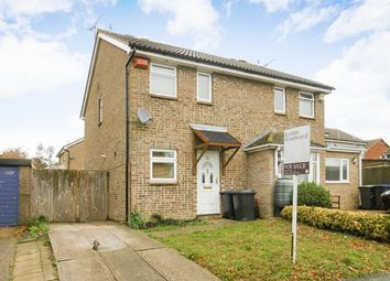 Thumbnail 2 bed end terrace house for sale in Broomfield Road, Broomfield, Herne Bay, Kent