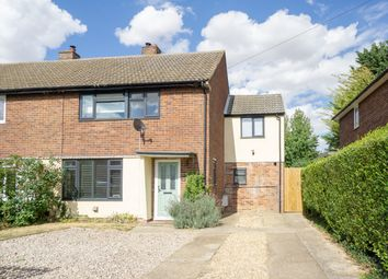 Thumbnail 4 bed semi-detached house for sale in Fordham Way, Melbourn