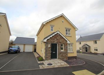 Thumbnail 3 bedroom detached house for sale in Court Meadow, Bronllys, Brecon