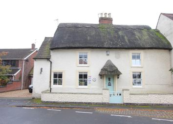 Thumbnail 4 bedroom cottage for sale in Main Street, Newbold Verdon, Leicester