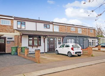 Thumbnail 4 bed terraced house for sale in Rose Acre, Basildon