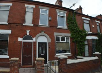 Thumbnail 2 bed terraced house for sale in Corporation Road, Audenshaw, Manchester