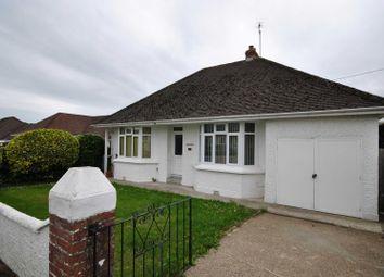 Thumbnail 2 bedroom detached bungalow for sale in Lynhurst Avenue, Sticklepath, Barnstaple