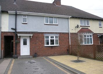 Thumbnail 3 bed terraced house for sale in Old Hawne Lane, Halesowen