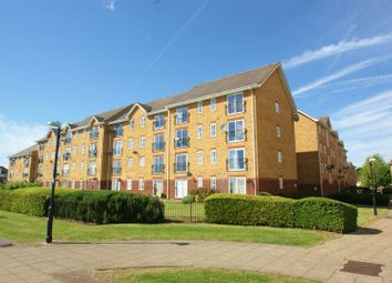 Thumbnail 1 bed flat to rent in Timber Court, Grays