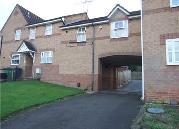 Thumbnail 1 bedroom terraced house for sale in Astcote Close, Heanor