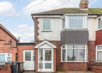 Thumbnail 3 bed semi-detached house for sale in Irving Road, Solihull, West Midlands