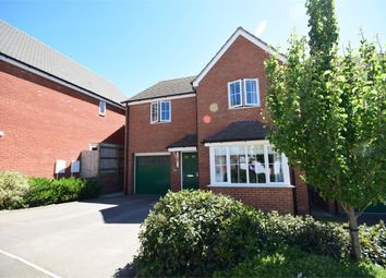 4 bed detached house for sale in Cypress Road, Eden Park, Rugby, Warwickshire CV21