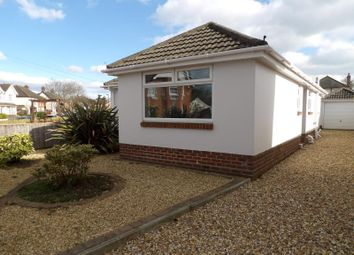 Thumbnail 3 bed bungalow to rent in Avon Road West, Christchurch
