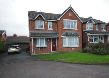 Thumbnail 4 bed detached house to rent in Bennett Drive, Orrell, Wigan
