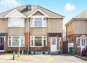 Thumbnail 2 bedroom semi-detached house for sale in Regents Park Road, Southampton