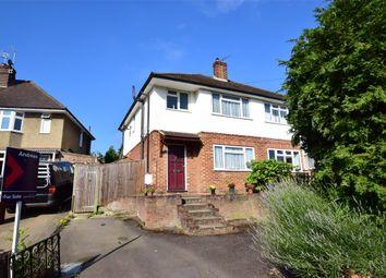 Thumbnail 3 bed semi-detached house for sale in Ravenswood Avenue, Tunbridge Wells, Kent