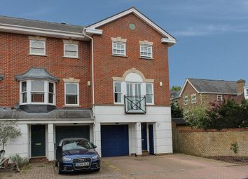 Thumbnail 4 bed end terrace house for sale in Hayward Road, Thames Ditton