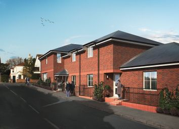 Thumbnail 2 bed flat for sale in Armstrong Road, Englefield Green, Egham