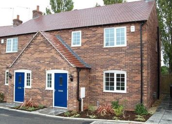 Thumbnail 3 bed semi-detached house to rent in Carram Close, Lincoln