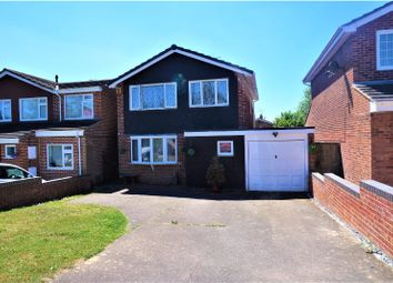 Thumbnail 4 bed detached house to rent in Dove Close, Kempshott, Basingstoke