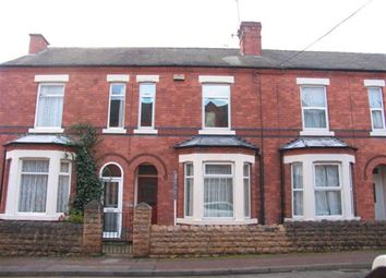Thumbnail 2 bed terraced house to rent in Collington Street, Beeston
