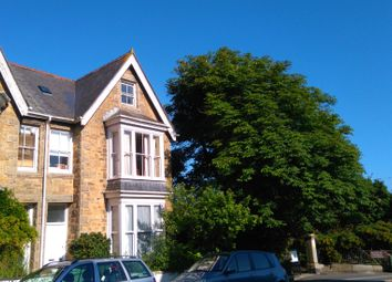 Thumbnail 1 bed flat for sale in 33 Morrab Road, Penzance