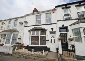 Thumbnail 2 bed terraced house for sale in Priory Road, Lower Compton, Plymouth