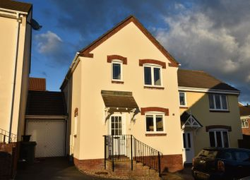 Thumbnail 3 bed semi-detached house to rent in Soloman Drive, Bideford