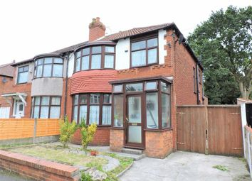 Thumbnail 3 bedroom semi-detached house for sale in Bournelea Avenue, Burnage, Manchester