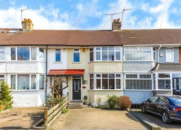 Thumbnail 3 bed terraced house for sale in Highfield Road, Woodford Green