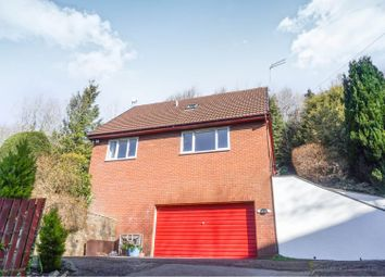 Thumbnail 4 bed detached house for sale in Sunnybank, Pontypool