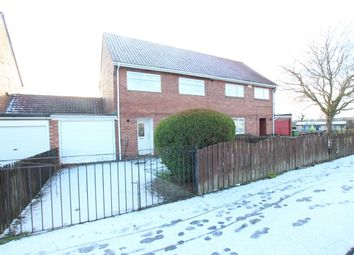 Thumbnail 3 bed semi-detached house for sale in Valley Dene, Chopwell, Newcastle Upon Tyne