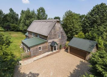 Thumbnail Detached house for sale in Shepreth, Nr Royston, Hertfordshire