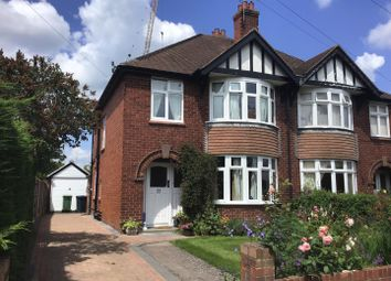 Thumbnail 3 bed semi-detached house for sale in Ebnal Road, Shrewsbury