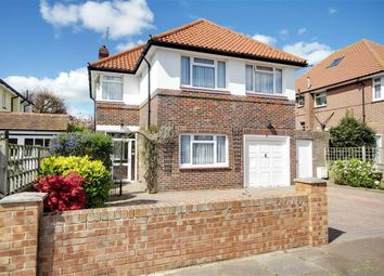 Thumbnail 4 bed property for sale in Southview Drive, West Worthing, West Sussex