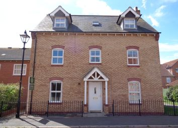 Thumbnail 4 bed detached house for sale in Sorrel Road, Witham St. Hughs, Lincoln