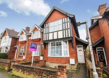 3 bed end terrace house for sale in Suffolk Road, Sudbury CO10
