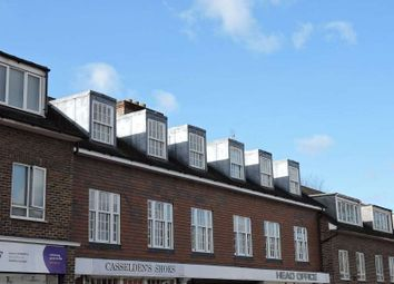 Thumbnail 1 bed flat for sale in Church Court, 33-35 Church Road, Bookham