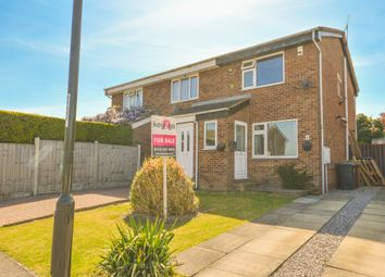 Thumbnail 2 bed end terrace house for sale in Partridge Close, Eckington, Sheffield