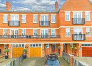 Thumbnail 4 bed town house for sale in Brandesbury Square, Repton Park, Woodford Green
