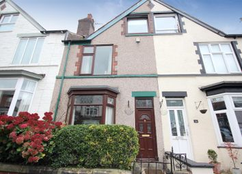 Thumbnail 4 bed terraced house for sale in Harbord Road, Sheffield