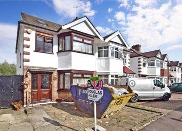 4 bed semi-detached house for sale in Deynecourt Gardens, London E11