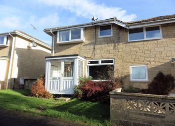 Thumbnail 3 bed semi-detached house to rent in Elphick Road, Stratton, Cirencester